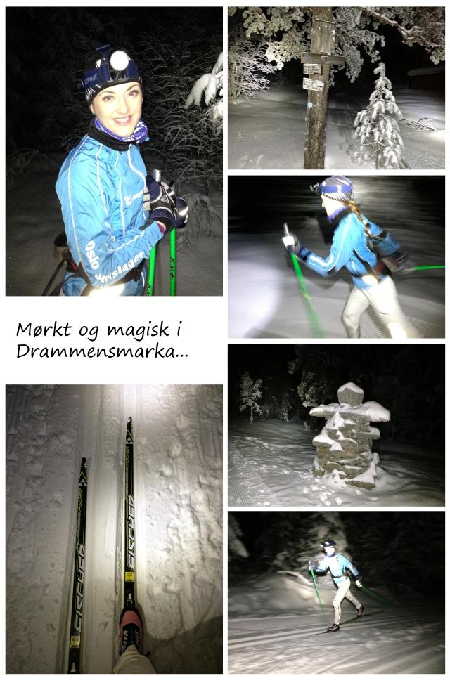 Mørkt og magisk i Drammensmarka