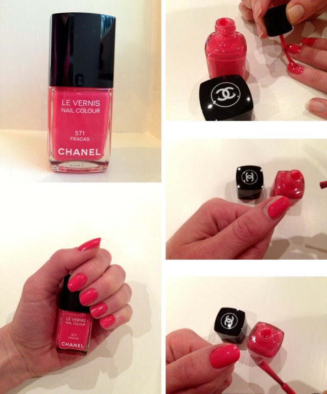 Ny og lekker vårlakk fra Chanel