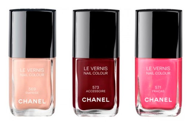 Tre nyheter fra Chanel