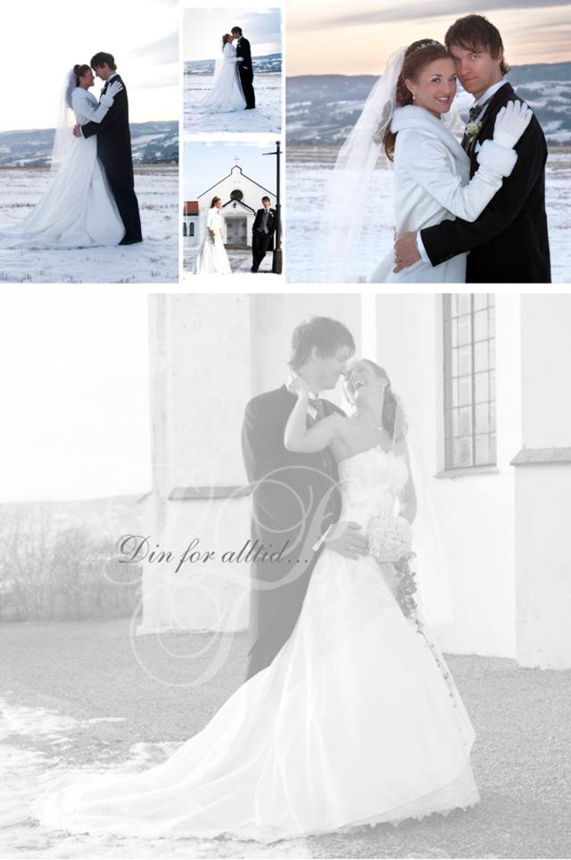 Bilder fra bryllupsalbumet 3