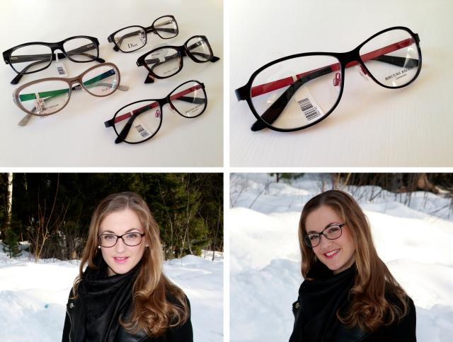 Trudes nye briller