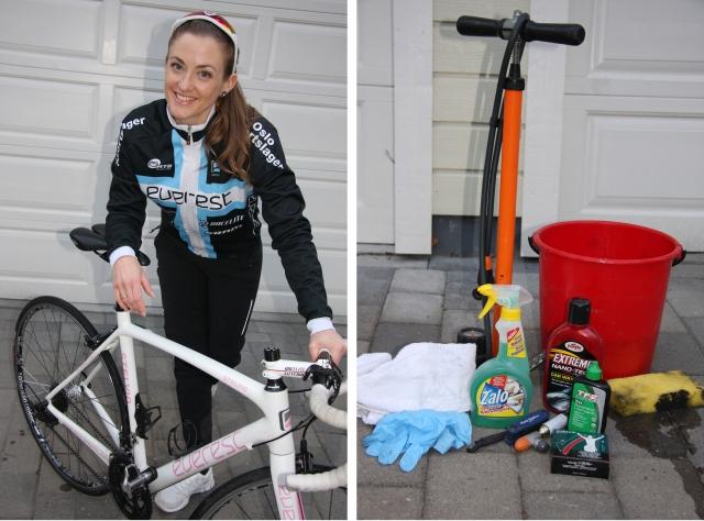 Vask av sykkel 4