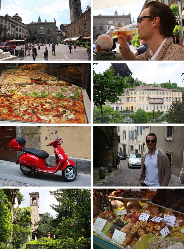 Dagstur til Bergamo