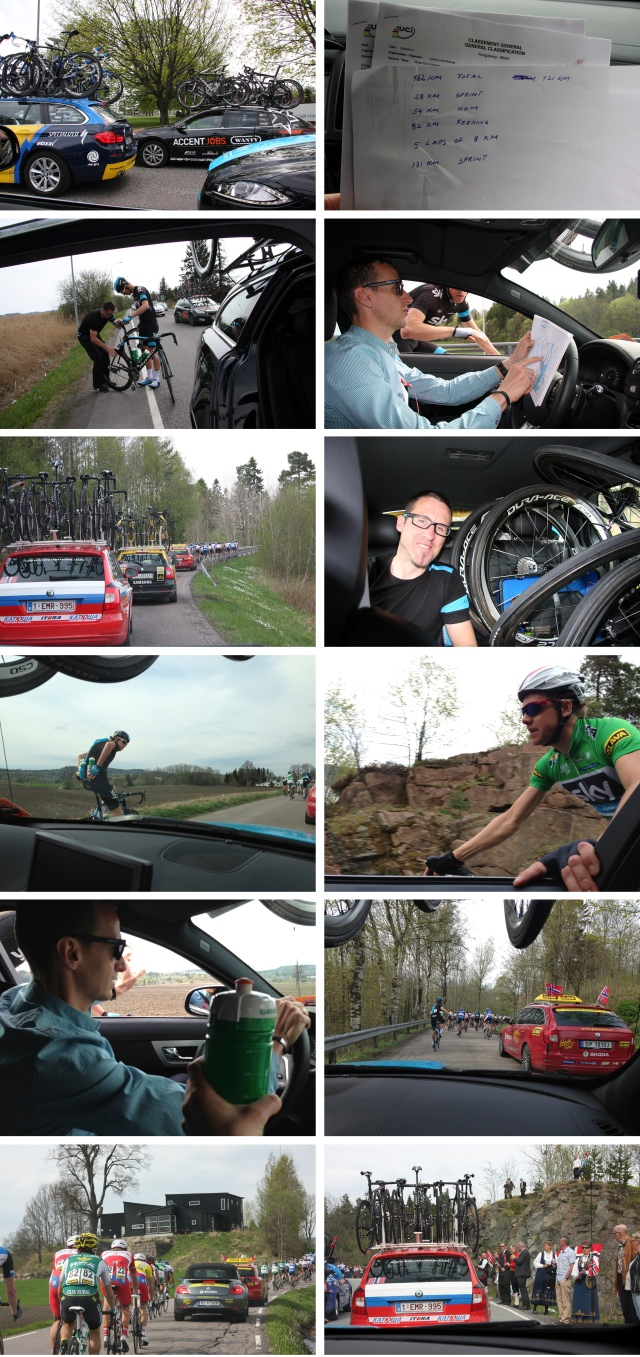 Glava Tour med Team Sky 2