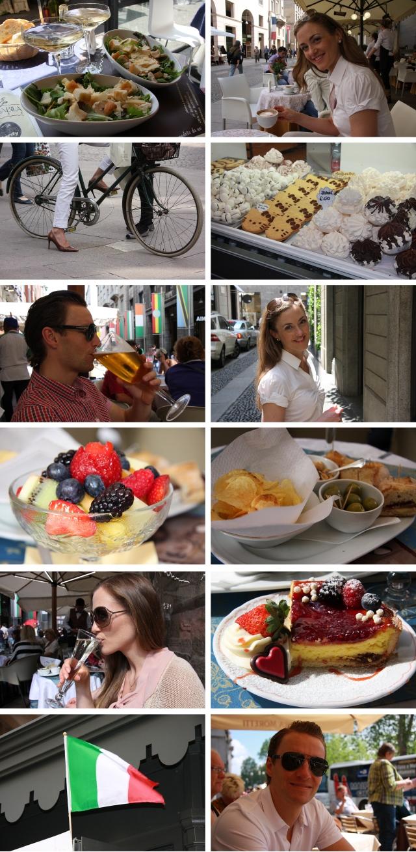 La dolce vita i Milano 1