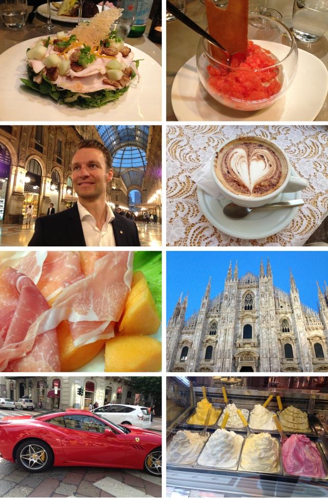 La dolce vita i Milano 2