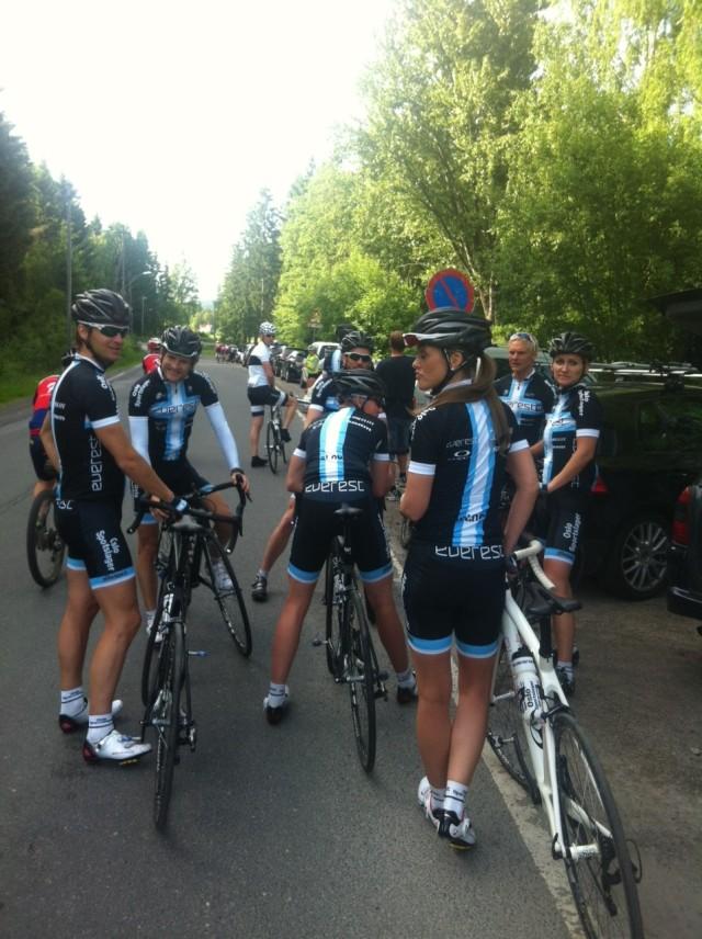 Photoshoot med Team Oslo Sportslager
