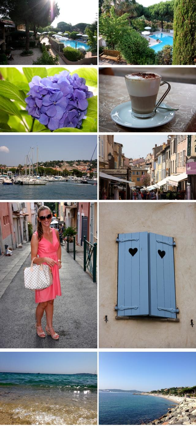 Bilder fra Ste Maxime