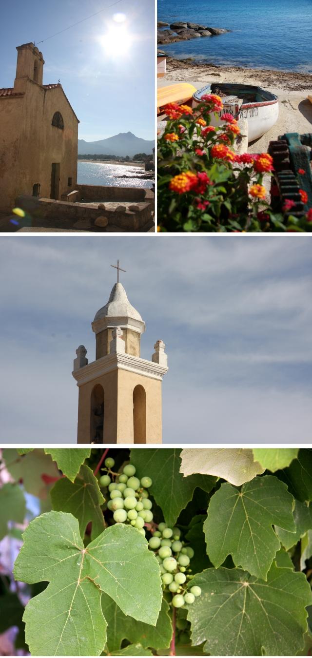 Første morgen på Korsika 2