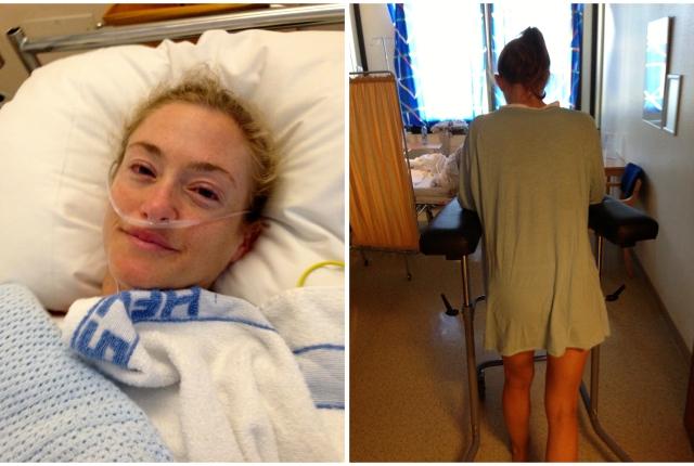 Bilder fra sykehuset 1