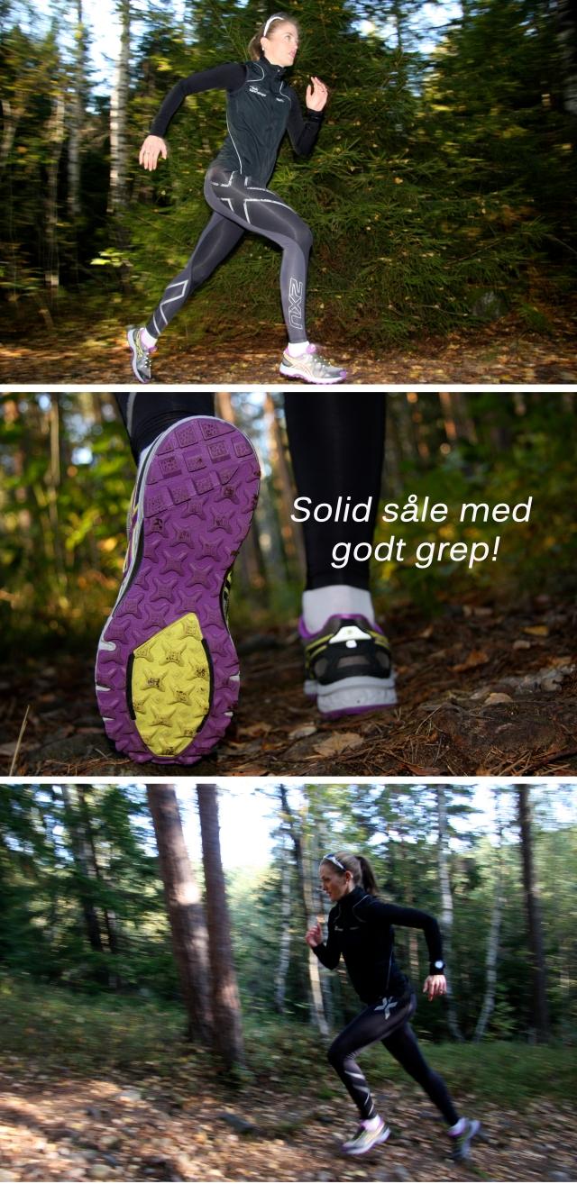 Nye joggesko