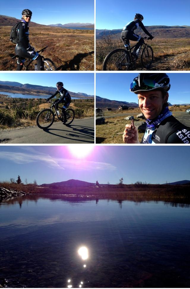 Sykkeltur på Vaset 2