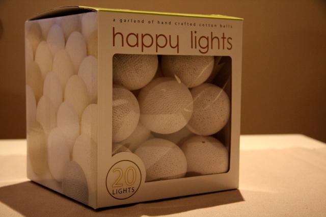 20 happy lights
