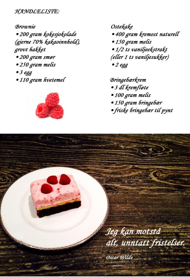Kake fra Trines matblogg 2