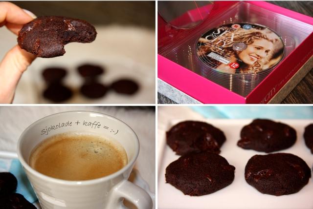 Sjokolade, kaffe og underholdning