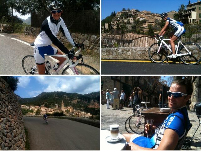 Bilder fra sykkelferie på Mallorca 1