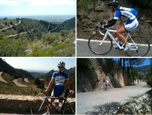 Bilder fra sykkelferie på Mallorca 2