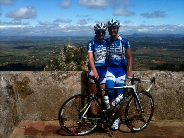 Bilder fra sykkelferie på Mallorca 3
