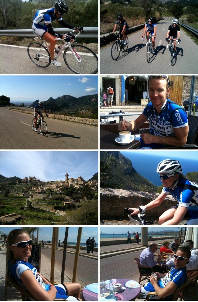 Bilder fra sykkelferie på Mallorca 4