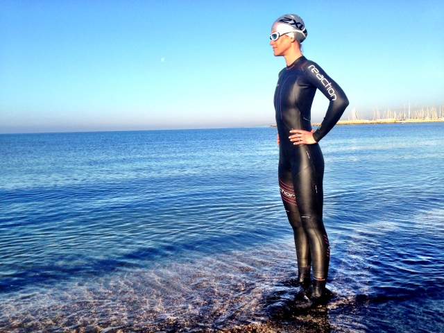 Svømming på Mallorca