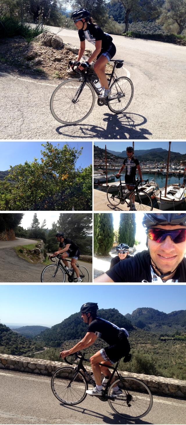 Sykkelturer på Mallorca 1