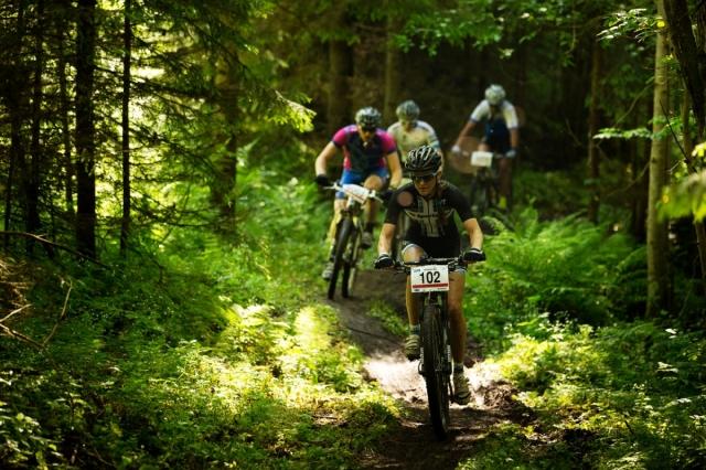 Bilde fra www.terrengsykkel.no Neptunrittet 2014