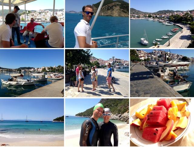 Sommerferie på Skopelos 1