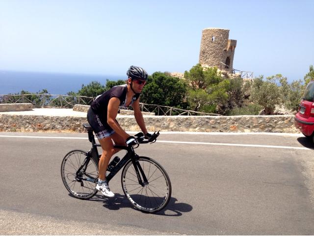 Sykkelparadiset Mallorca Sommer 2014 8