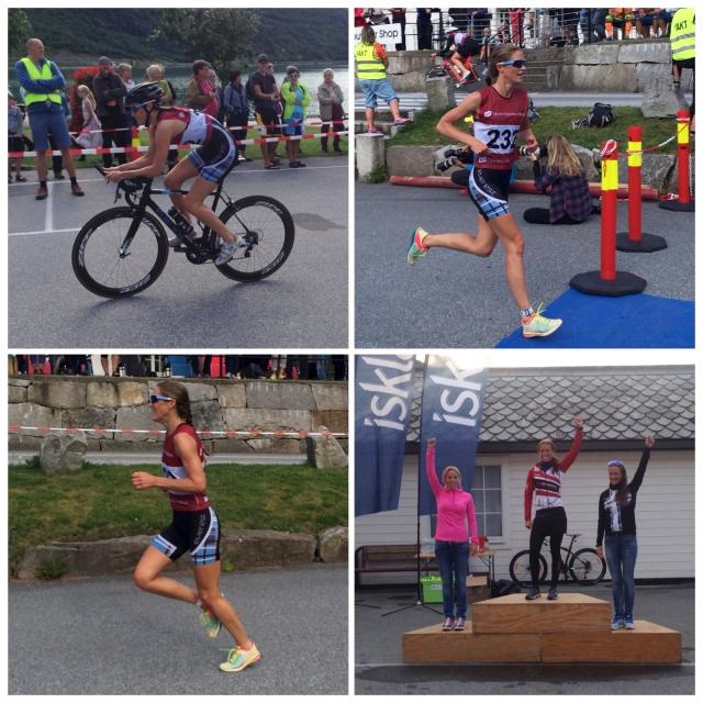 Eidfjord Mini Triathlon 2 2014