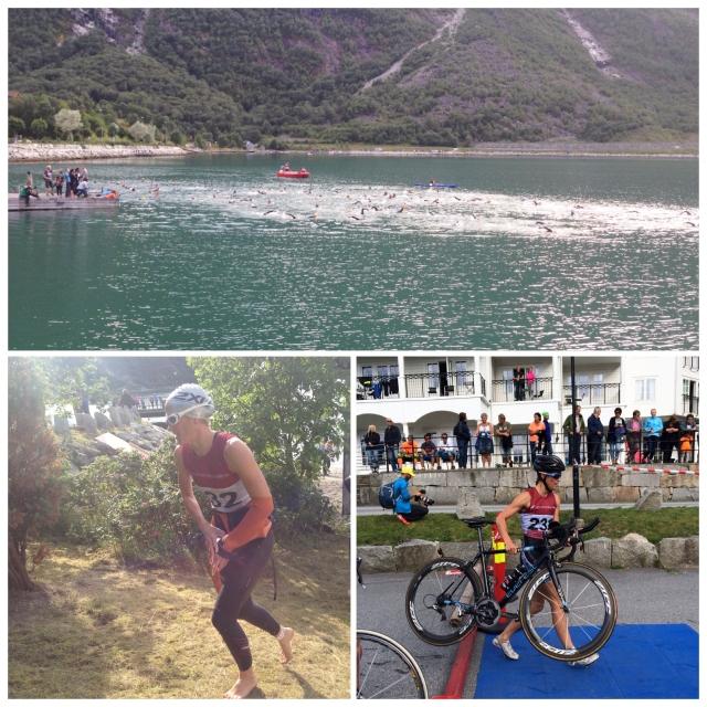 Eidfjord Mini Triathlon 2014