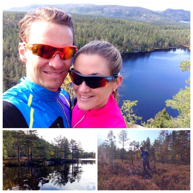Løpetur i Drammensmarka 2
