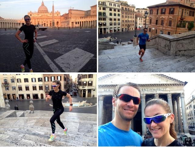 Løpetur i Roma 2