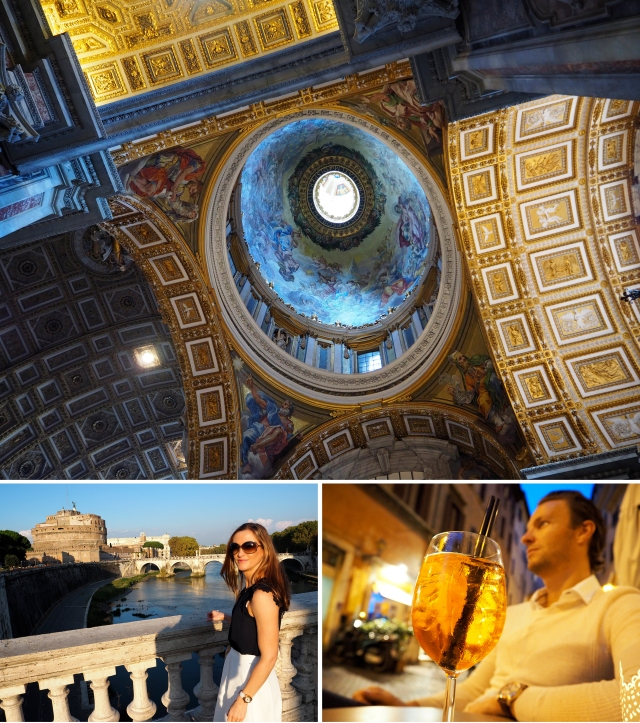 Roma dag 2 Peterskirken