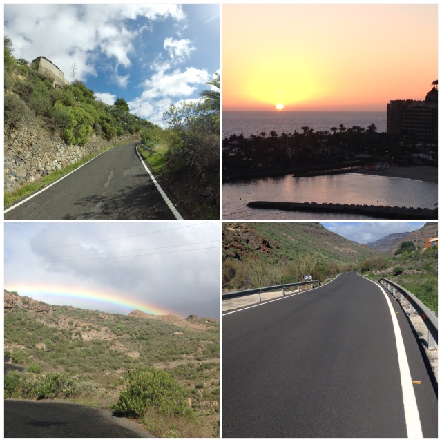 Sykkelveier på Gran Canaria