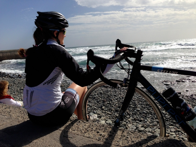 Sykkel Meloneras Gran Canaria 2