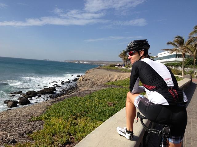 Sykkel Meloneras Gran Canaria