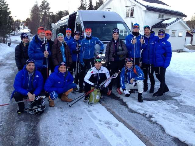 Klare for Birkebeinerrennet 2015