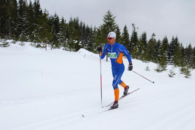 Lars Petter i Montebellorennet 2015