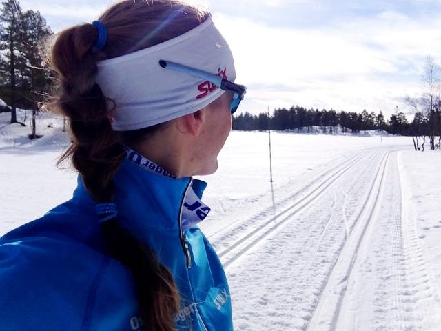Skitur i Drammensmarka