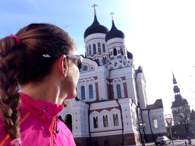 Løpetur i Tallinn