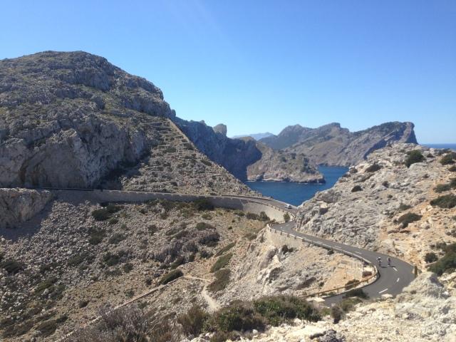 Sykling på Mallorca 5.2