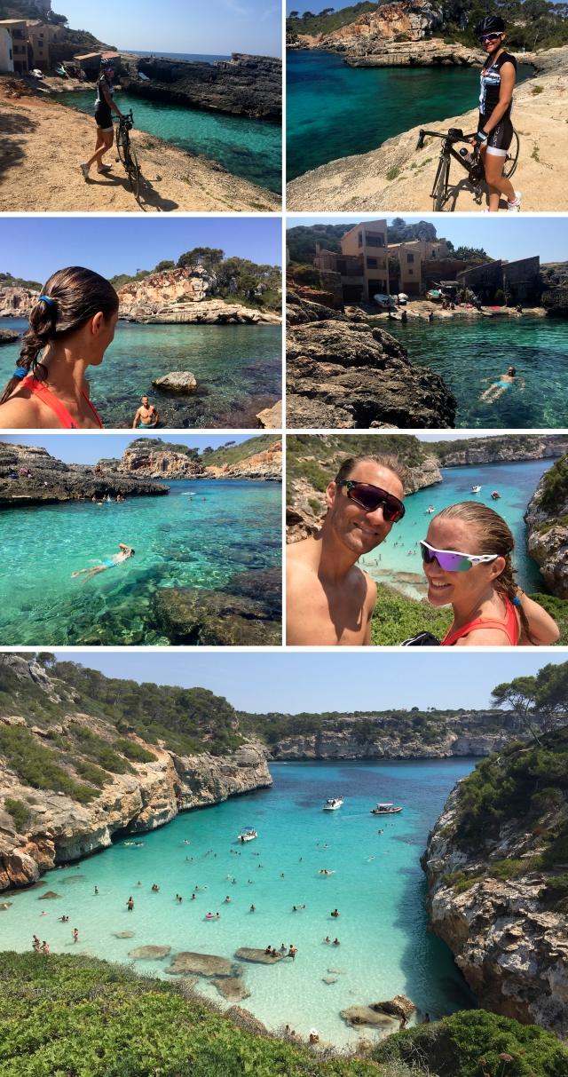 Cala Almunia og Cala Moro Mallorca 2015