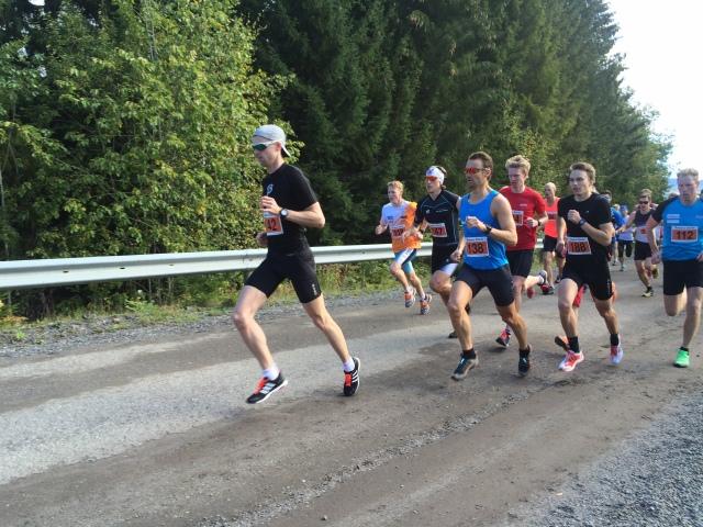 Jarle og Lars Petter satte startfarta på Montebelloløpet
