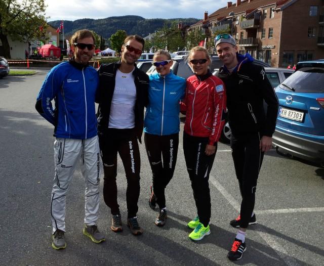 Team Oslo Sportslager klare for Montebelloløpet 2015