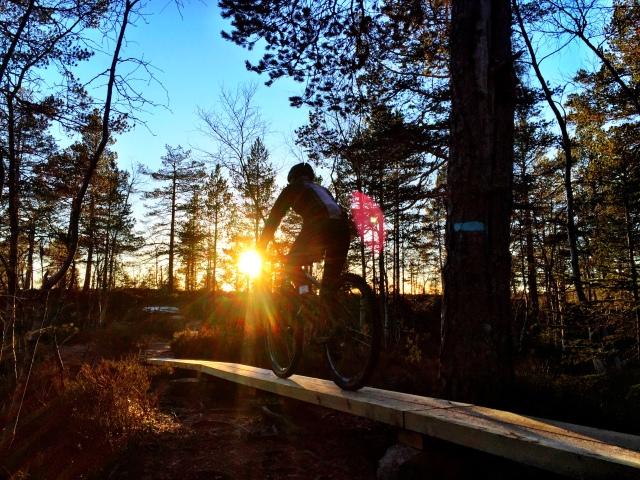 Vintersykling piggdekk Oslo Sportslager 4