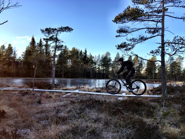 Vintersykling piggdekk Oslo Sportslager 5