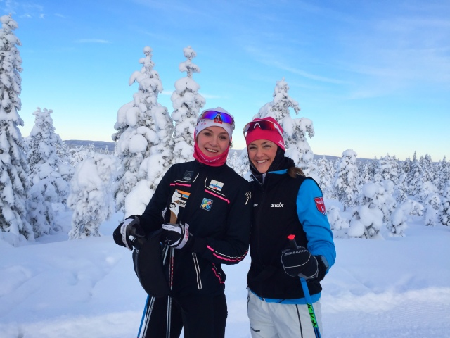 Skitur i Drammensmarka 2