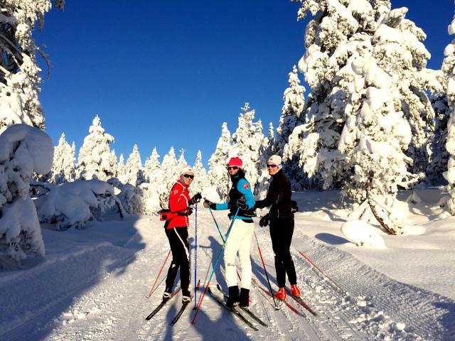 Skitur i Drammensmarka 5