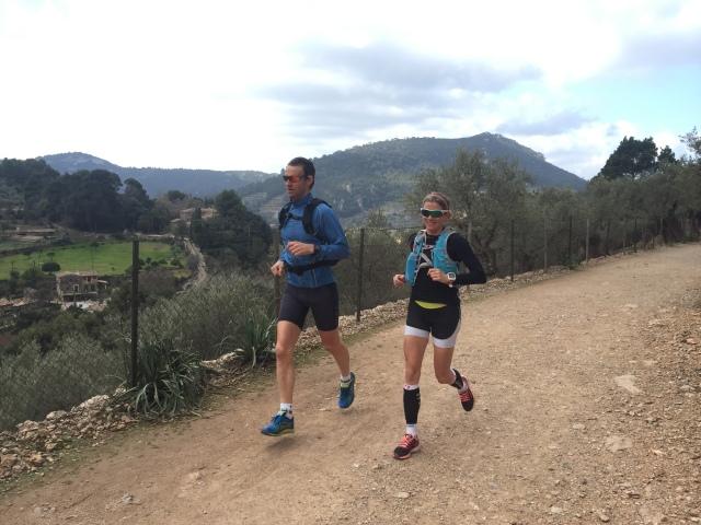 Løpetur i fjellene på Mallorca 1