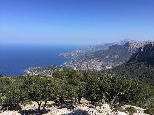 Løpetur i fjellene på Mallorca 13